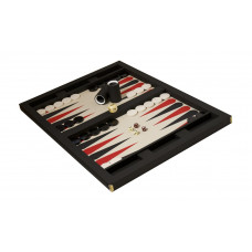 WSOB Complete Backgammon Set BLRE 9044