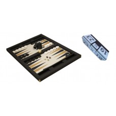 WSOB Komplett backgammon set BLBR 9055