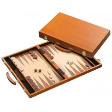 Backgammon komplett set Ithaka L