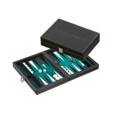 Rese-backgammon Magnetiskt i grönt S