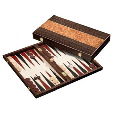Backgammon set in Wood Kerkyra L