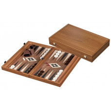 Backgammon set made of wood Polyfados L