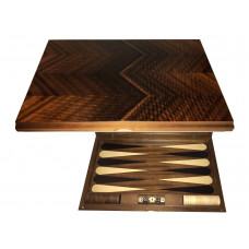 Backgammon set in Wood Magnific L