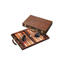 Backgammon komplett set Syros M