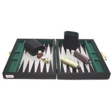 Rese-backgammon Magnetiskt i svart S