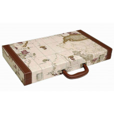 Backgammon L Middleton MAP in White