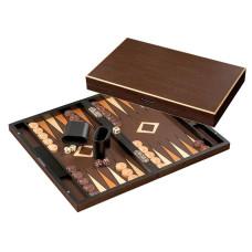 Backgammon Board in Wood Kerkyra ML