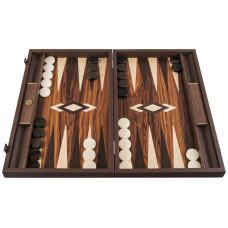 Backgammon komplett set i palisander mango Amaleus L