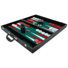 Backgammon in Green XL, Tournament deep