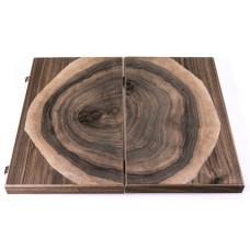 Backgammon Board in Wood Helios L