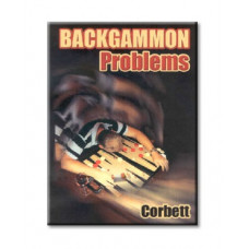 "Backgammon book ""Backgammon Problems"" 205 p"