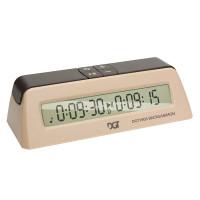 Backgammon-klocka DGT 1006 Timer i beige