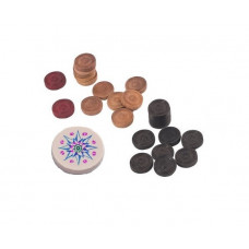 Carrom Pieces game set