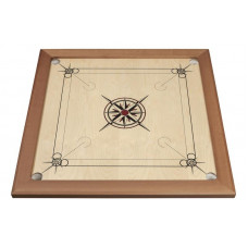 Carrom Set Elegant