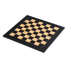 Schackbräde  i trä FS 50 mm klassisk design Budapest