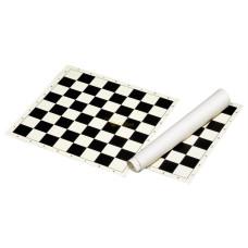 Schackbräde i plast FS 50 mm