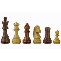 Schackpjäser ARTUS i trä  8 storlekar 60-110 mm