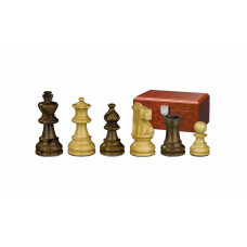 Wooden Chessmen Hand-carved Napoleon 65 mm