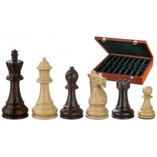 Chessmen Hand-carved Justitian KH 105 mm