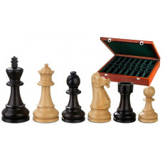 Chessmen Hand-carved Alexander KH 100 mm
