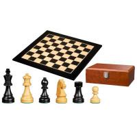 Schack komplett set Ageless i svart L