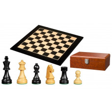 Chess Complete Set Ageless L Black