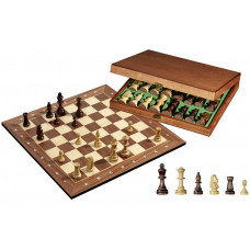 Chess Complete Set Tournament Brown L