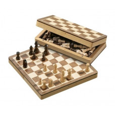 Chess complete set Traveler Magnetic S