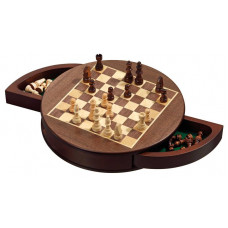 Chess complete set Rounded SM