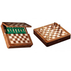 Chess complete set Coffer Magnetic S