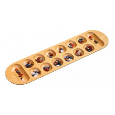 Mancala Complete set Wooden Gallant