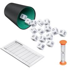Rebus-spel med bokstäver
