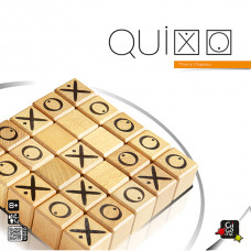 Quixo - strategispel för 2-4 spelare