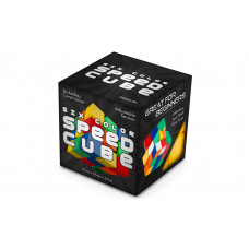 Speedcube 3x3 Stickerless 6-färg Smart