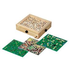 Labyrint Special i trä L Furu-låda