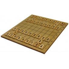 Sohgi-spel Classic i trä